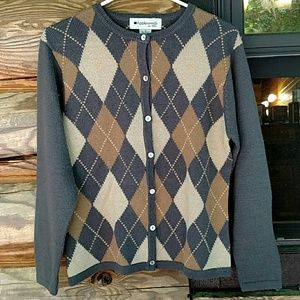 Beautiful sweater!  Appleseed's. Size small.